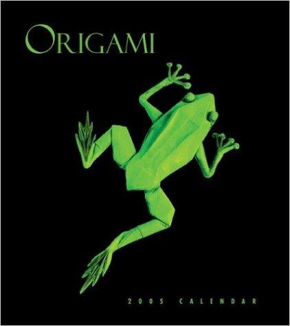 Origami 2005 Calendar