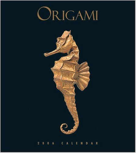 Origami 2006 Calendar